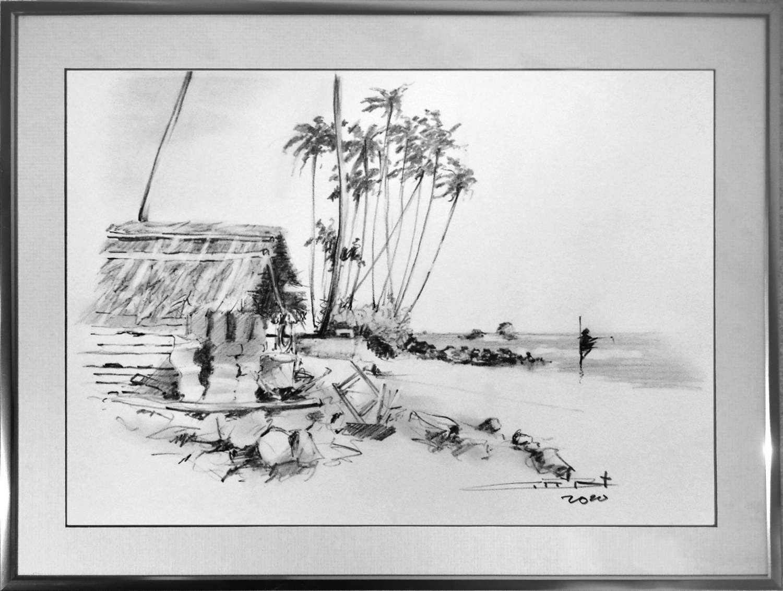 Beach Sri Lanka 2020