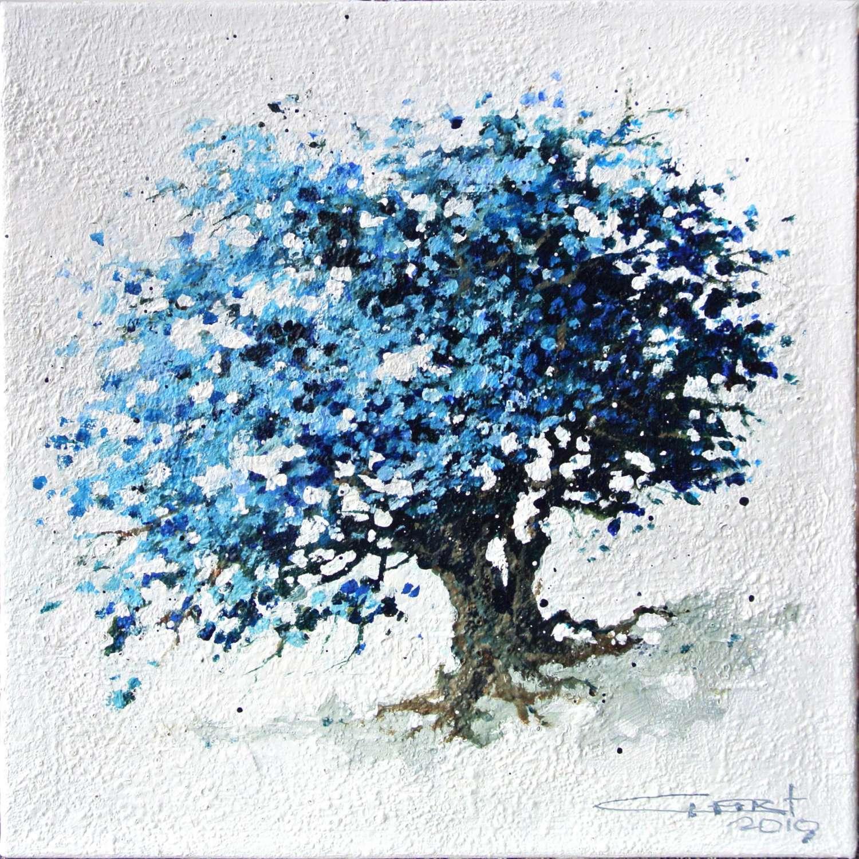 Blauwe Olijven