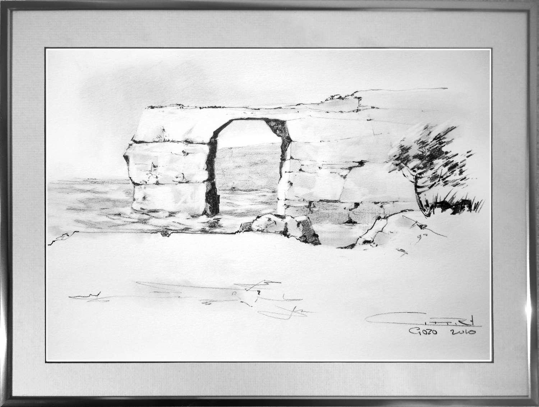 Gozo, The Window   (Malta)