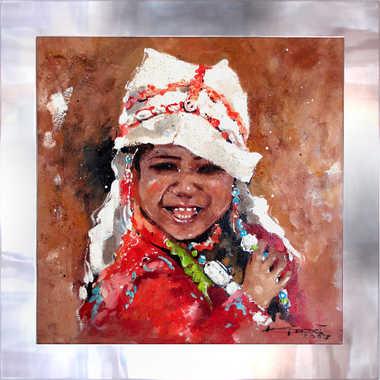 Thumbnail for Desert Girl Egypt