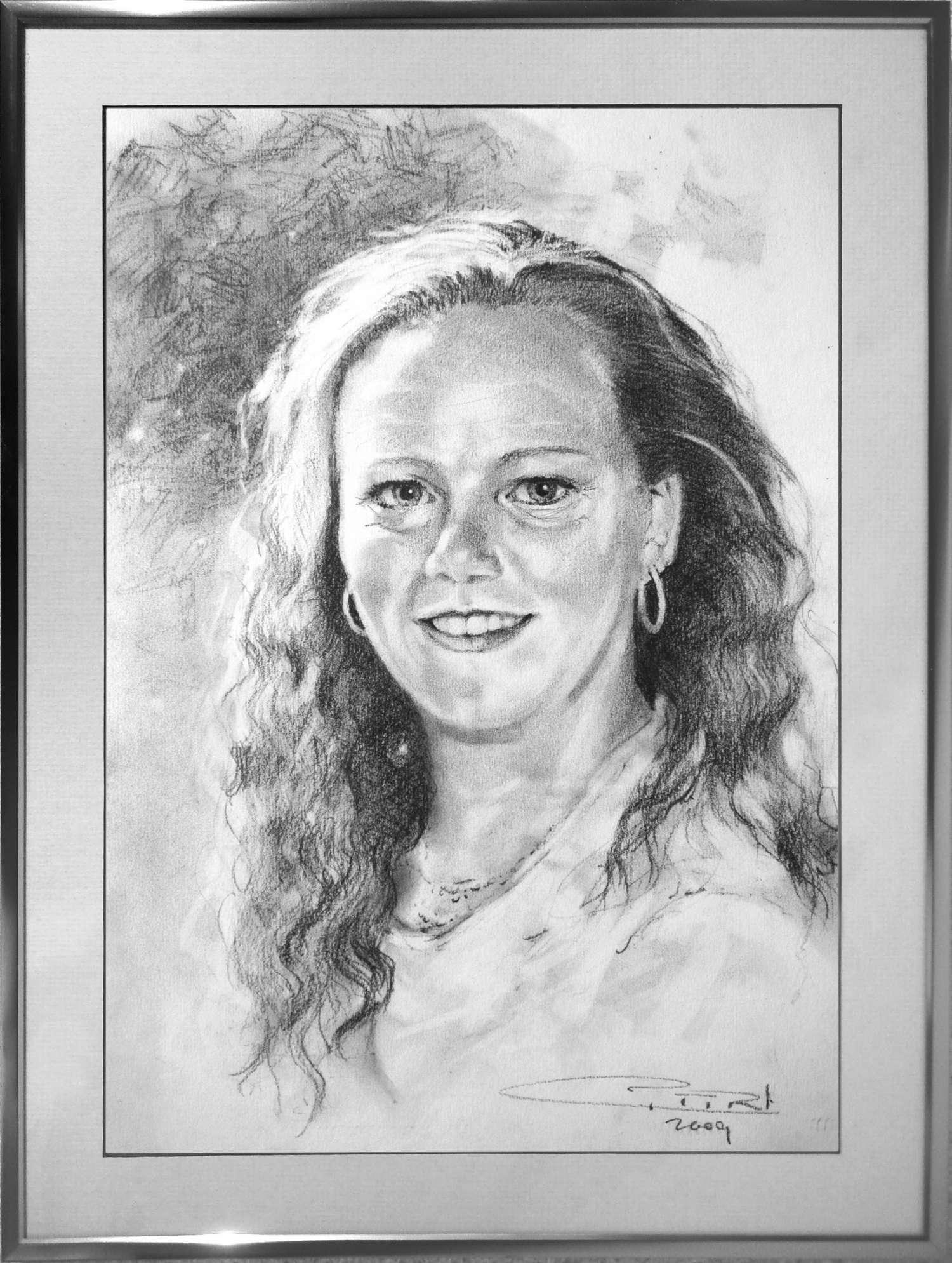 Portret Dame