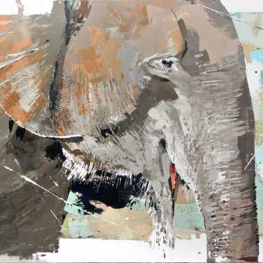 Thumbnail for Olifant;   'n inspiratie met paletmes